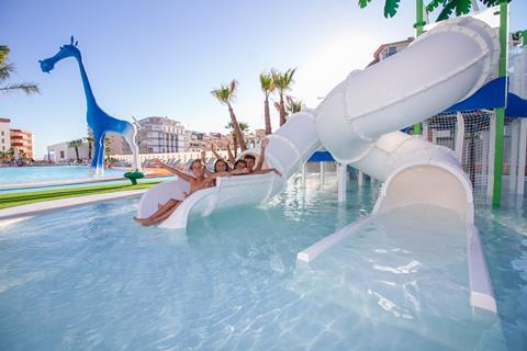 Suitopia Sol y Mar Suites Hotel Spanje Costa Blanca Calpe sfeerfoto 3