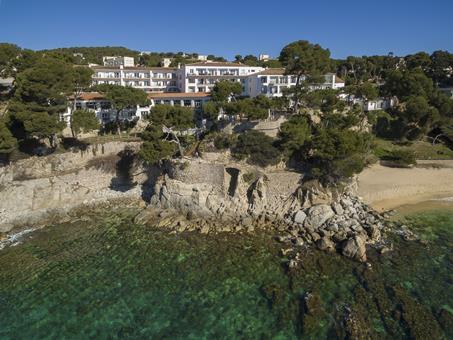 Park Hotel San Jorge Spanje Catalonië Playa d'Aro sfeerfoto 3