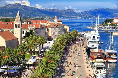 15-daagse Eilandhoppen in Kroatië incl. autohuur