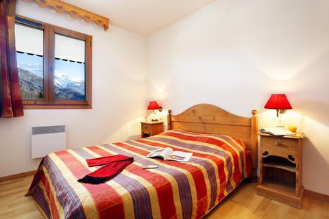 Heerlijke wintersport Franse Alpen ⛷️Le Domaine Du Grand Tetras