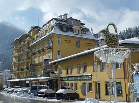 Heerlijke skivakantie Gasteinertal ⛷️Mozart