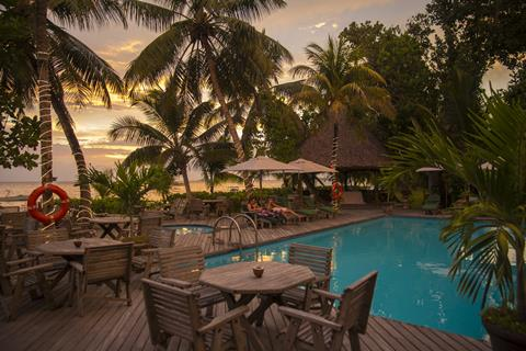 Indian Ocean Lodge afbeelding