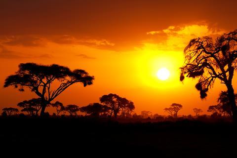 9-daagse safari Shimba Hills