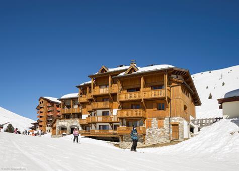 TIP wintersport Franse Alpen ⛷️Le Chalet du Vallon