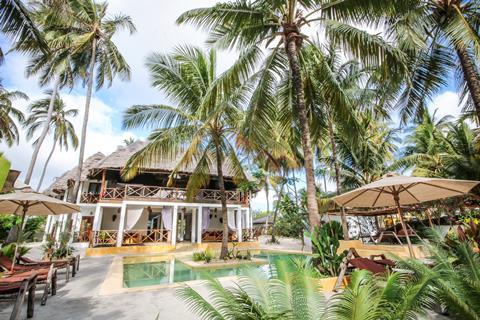 Sahari Zanzibar Tanzania Zanzibar Paje sfeerfoto 2