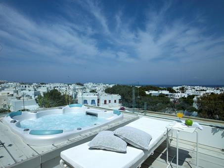 Semeli Boutique Griekenland Cycladen Mykonos-stad sfeerfoto 4