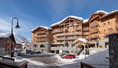 Top wintersport Franse Alpen ⛷️Residence CGH Le Telemark