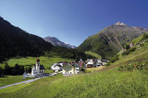 Last minute autovakantie Skigebied Vent 🚗️Vent
