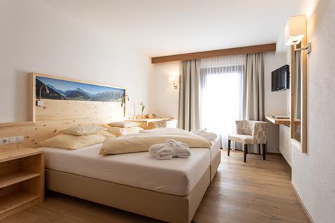 Goedkope skivakantie Oberinntal ⛷️Astoria & Pension Tirol