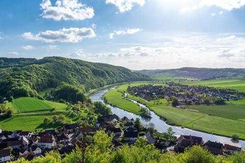 7-daagse fietsreis Weser