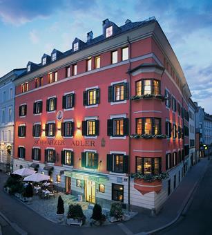 Boutiquehotel Schwarzer Adler