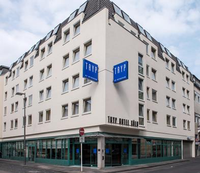 TRYP by Wyndham Köln City Centre stedentrip met TUI
