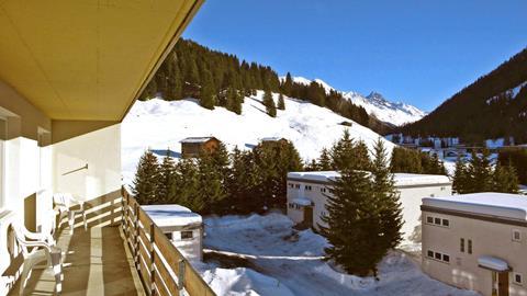 Goedkope skivakantie Graubünden ⛷️Solaria