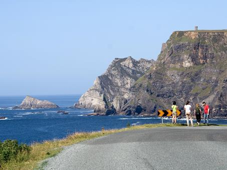 11 daagse fly drive Grand Tour Ierland