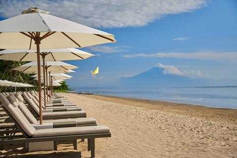 Hyatt Regency Bali Indonesië Bali Sanur  sfeerfoto groot
