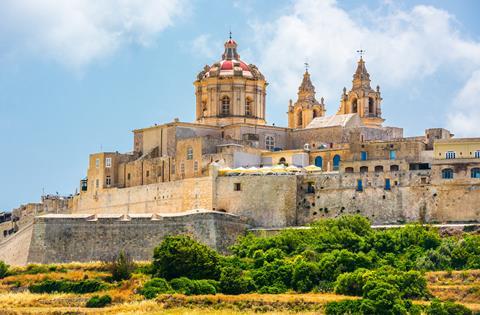 Last minute zonvakantie  🏝️8-daagse rondreis Ridderlijk Malta en Gozo