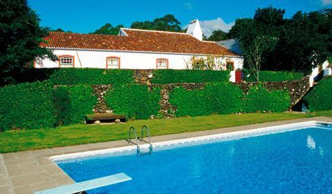 Quinta do Martelo Portugal Azoren Angra do Heroísmo sfeerfoto 1