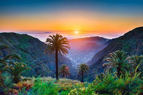 8-daagse rondreis La Isla Bonita La Palma Spanje    sfeerfoto groot