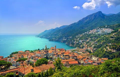 8-daagse rondreis Bella Italia