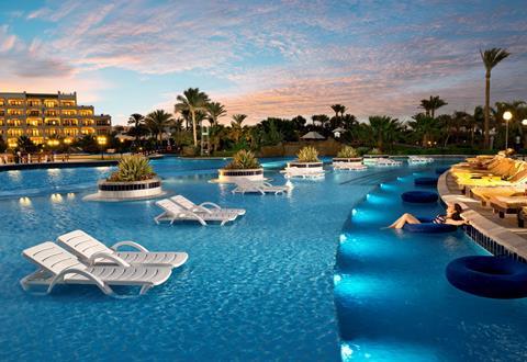 Steigenberger Al Dau Beach Egypte Hurghada Hurghada-stad sfeerfoto 2