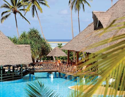 Neptune Pwani Beach Resort & Spa Tanzania Zanzibar Pwani Mchangani sfeerfoto 3