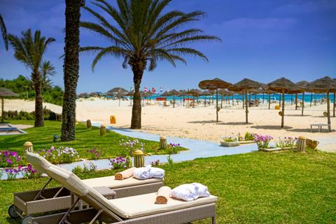 Steigenberger Marhaba Thalasso Hammamet Tunesië Golf van Hammamet Hammamet sfeerfoto 3