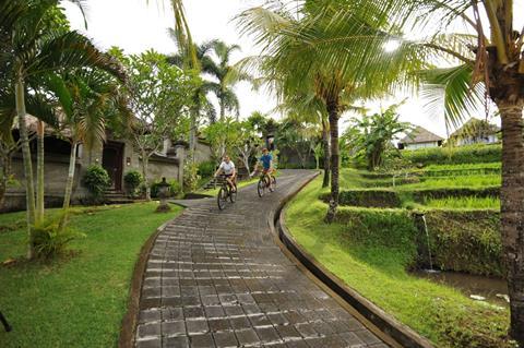 Santi Mandala Resort & Spa Indonesië Bali Ubud sfeerfoto 4