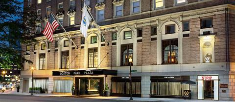 Verre reizen Boston Park Plaza in Boston (Massachusetts, Verenigde Staten)