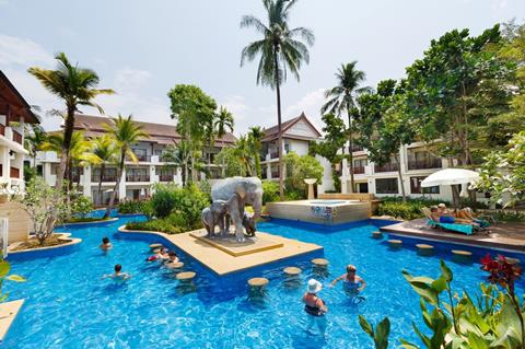 Apsara Beachfront Resort & Villa Thailand Khao Lak Khao Lak sfeerfoto 3