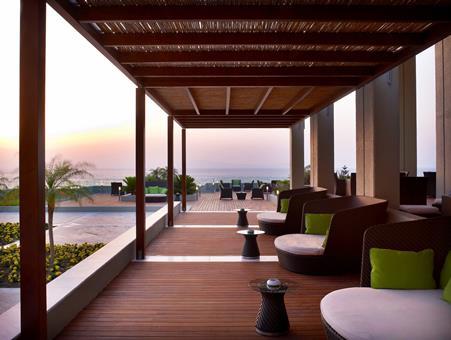 Sheraton Rhodes Resort Griekenland Rhodos Ixia sfeerfoto 4
