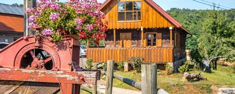 Last minute vakantie Centraal Kroatië 🚗️Heart of Nature - Lodge Holidays