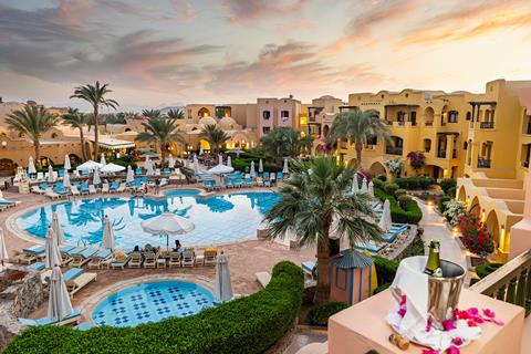 Three Corners Rihana Resort & Inn Egypte Hurghada El Gouna sfeerfoto 2