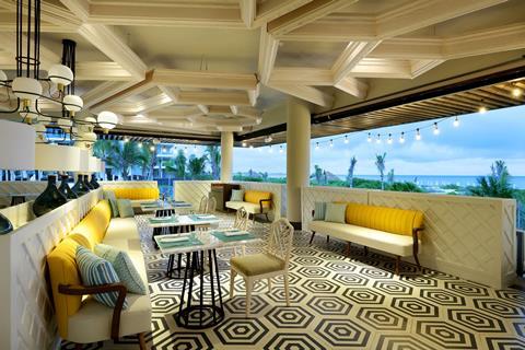 TRS Coral Hotel Mexico Yucatan Costa Mujeres sfeerfoto 2