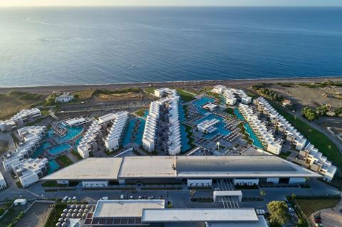 Goedkope familievakantie Rhodos - TUI SENSATORI Atlantica Dreams Resort