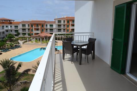 Goedkope zonvakantie Sal 🏝️Vila Verde Resort