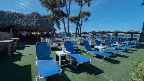Flegra Beach Griekenland Chalkidiki Pefkochori sfeerfoto 3