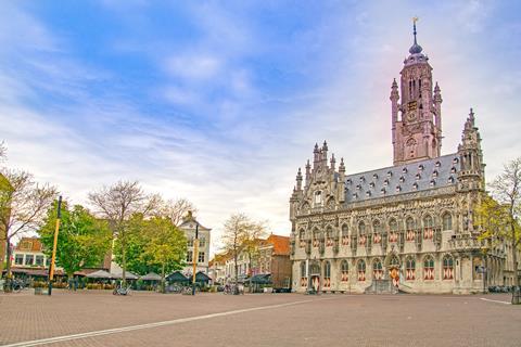 8 dg riviercruise Hollandse Rivieren en Zeeland