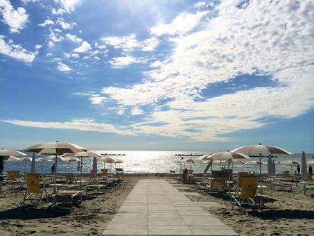 Vigna Sul Mar- Happy Camp Italië Adriatische Rivièra Lido di Pomposa sfeerfoto 1