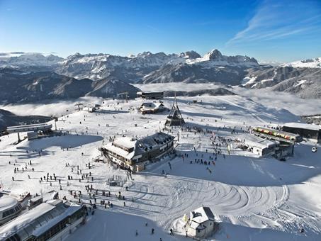 Goedkope wintersport Dolomieten ⛷️Bologna