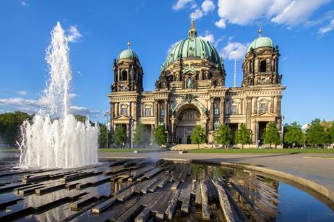 5-daagse Stedentrip naar 5 daagse singlereis Bruisend Berlijn & Potsdam in