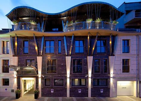 Niebieski Art Hotel & Spa stedentrip met TUI