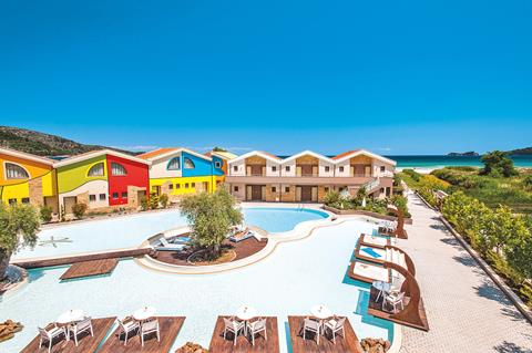 Alexandra Golden Griekenland Thassos Golden Beach sfeerfoto 4