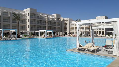 SPLASHWORLD Jaz Aquaviva Egypte Hurghada Makadi Bay sfeerfoto 2