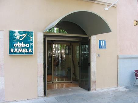 Stedentrips abba Rambla in Barcelona (Catalonië, Spanje)