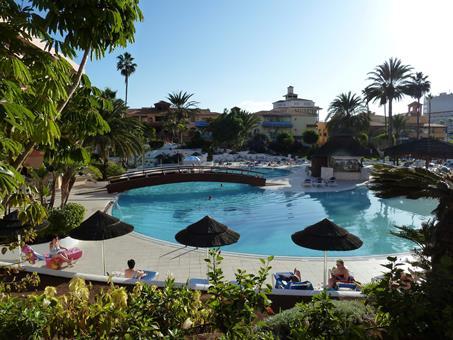 La Siesta Spanje Canarische Eilanden Playa de Las Americas sfeerfoto 3