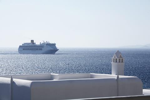 15-dgs combinatiereis Verrassend Cycladen 3* Griekenland   sfeerfoto 2
