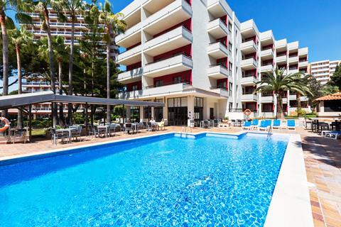 Pabisa Orlando Spanje Balearen Playa de Palma  sfeerfoto groot