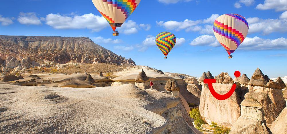 Rondreis wonderlijk Cappadocië