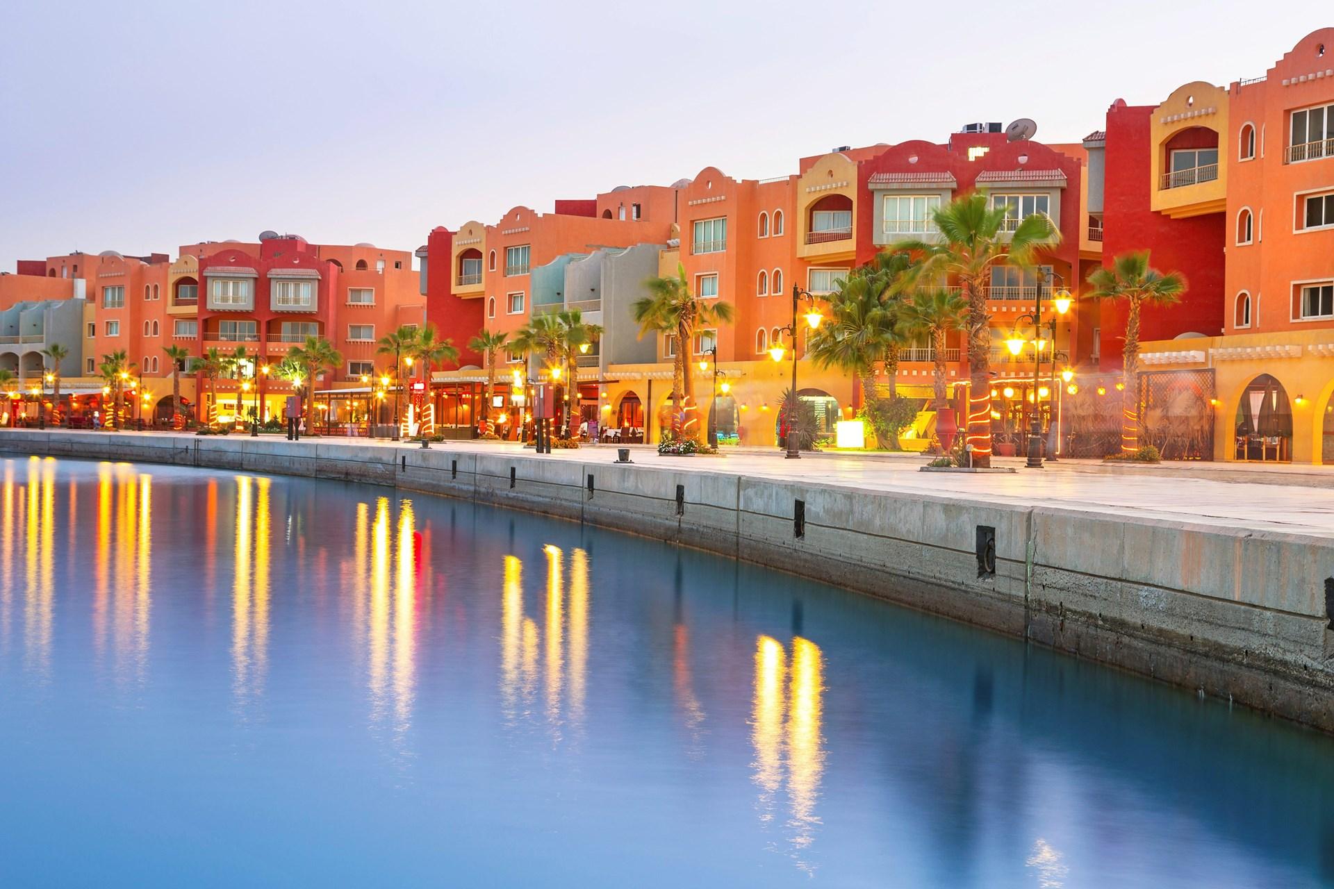 Hurghada-stad