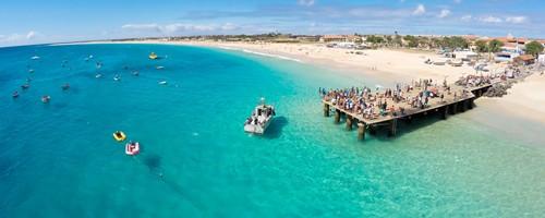 Waar Ligt Kaapverdie.All Inclusive Kaapverdie Luxe Hotels Direct Aan Het Strand